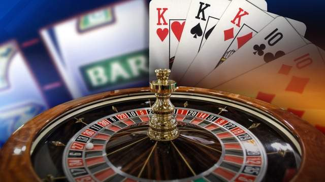 Why Most individuals Won't ever Be Nice At Casino