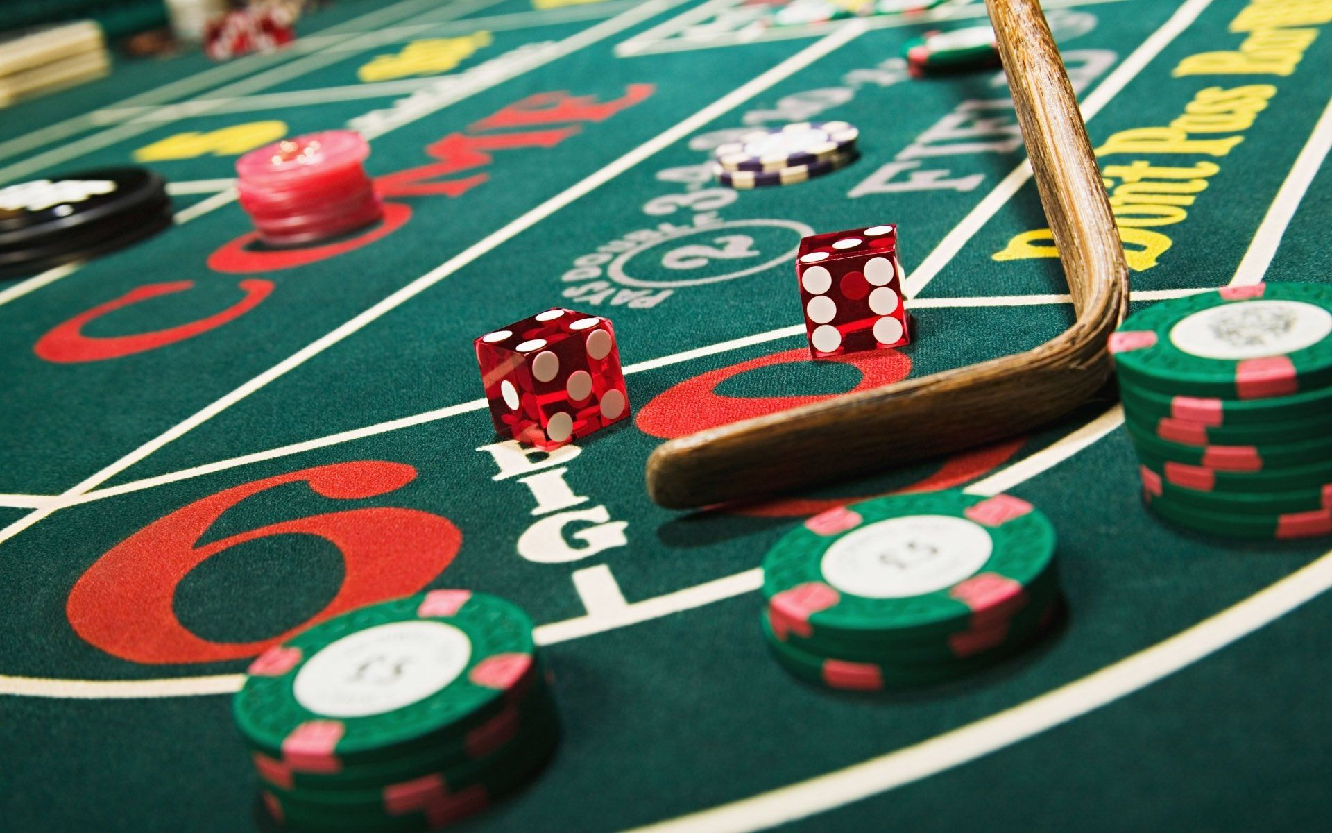 Nine Information Everybody Should Learn About Casino